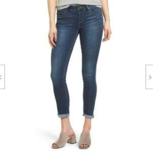 Articles of Society Cuffed Karen Skinny Jeans